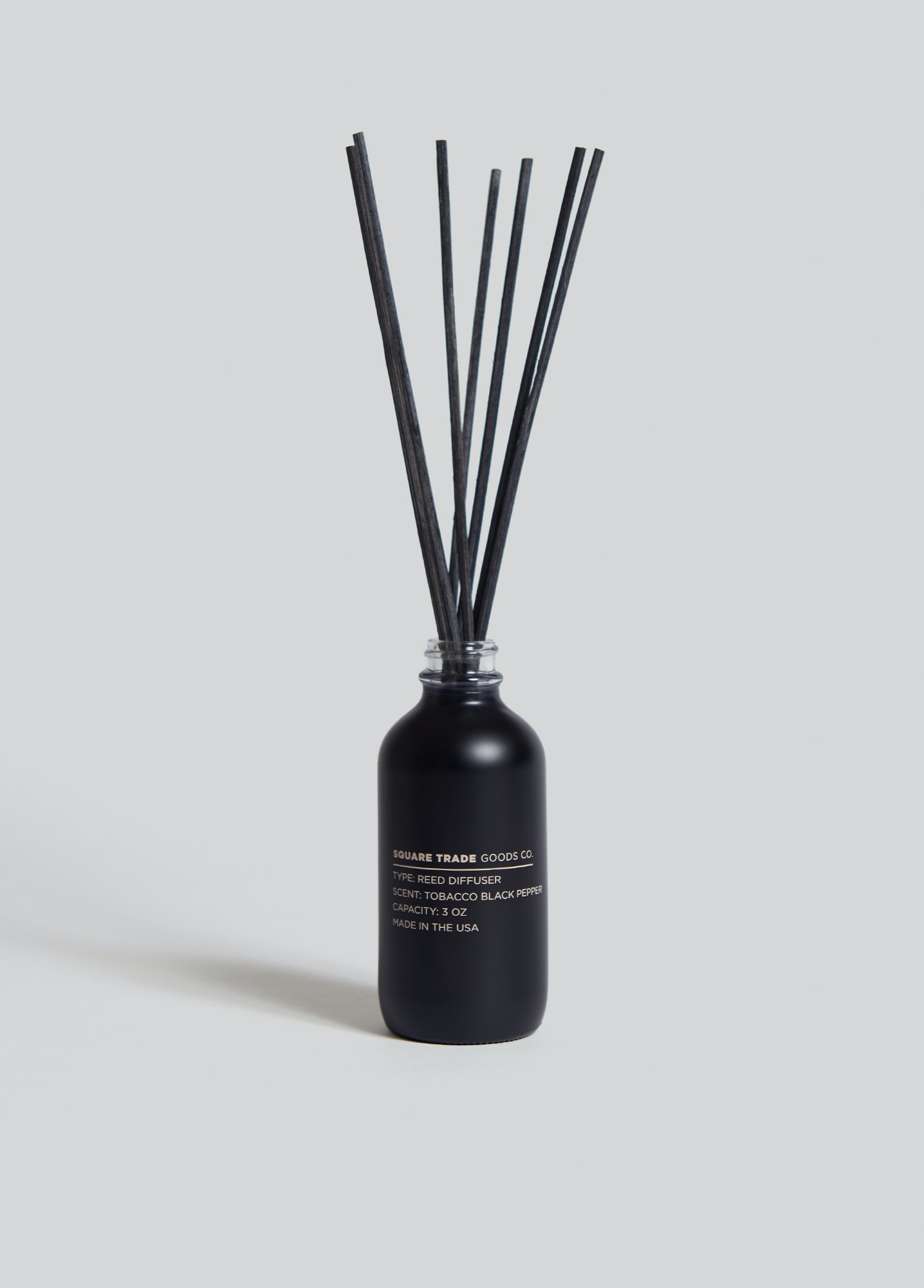 Tobacco Black Pepper Reed Diffuser