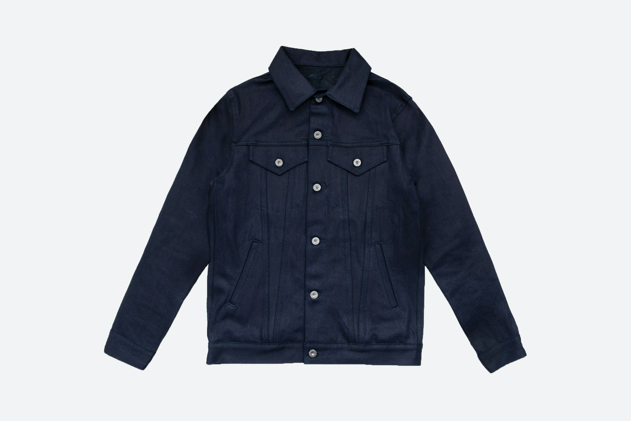 Type 3s Denim Jacket - Shadow Selvedge