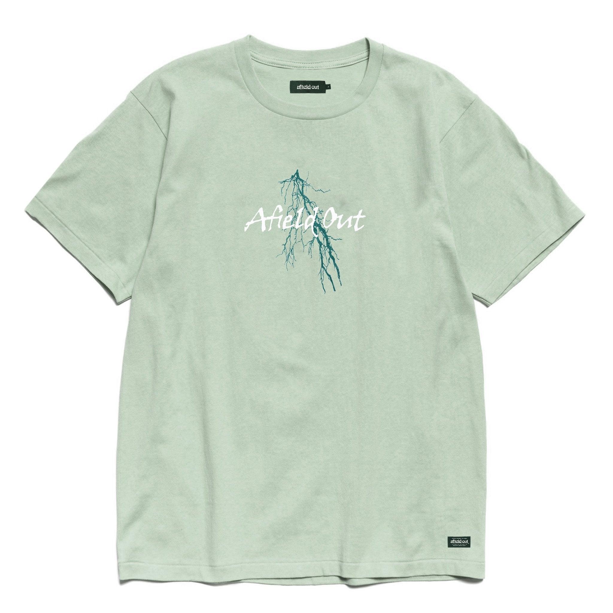 Thunderclap T-Shirt - Sea Green