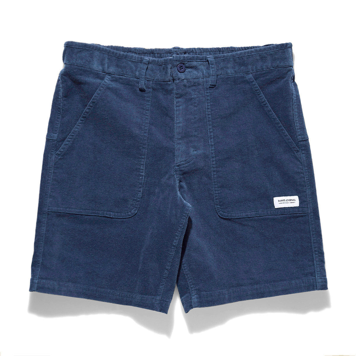 Big Bear Walkshort - Insignia Blue