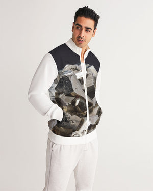 CULT WHITE STONE Men's Track Jacket