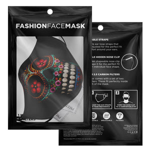 CULT MENS SKULL FACE MASK