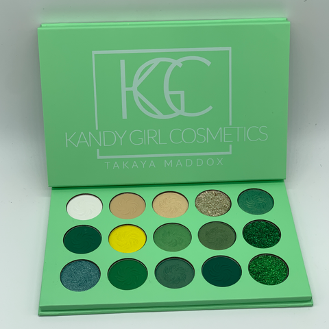 Emerald City Kandy Eyeshadow Palette