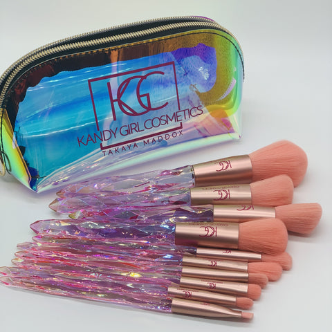 Kandy Cosmic Crystal Brush Set