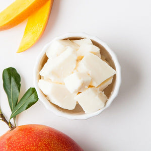 Mango+Shea whipped hair butter cream