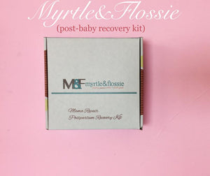 """Mama Care"" post-baby recovery Kit"