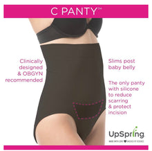 Load image into Gallery viewer, Upswing C-section recovery panty