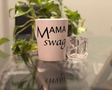 "Load image into Gallery viewer, Mama Swag ""Cup of Joe"" printed coffee mugs"
