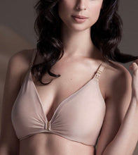Load image into Gallery viewer, Plunge Racerback Nursing Bra