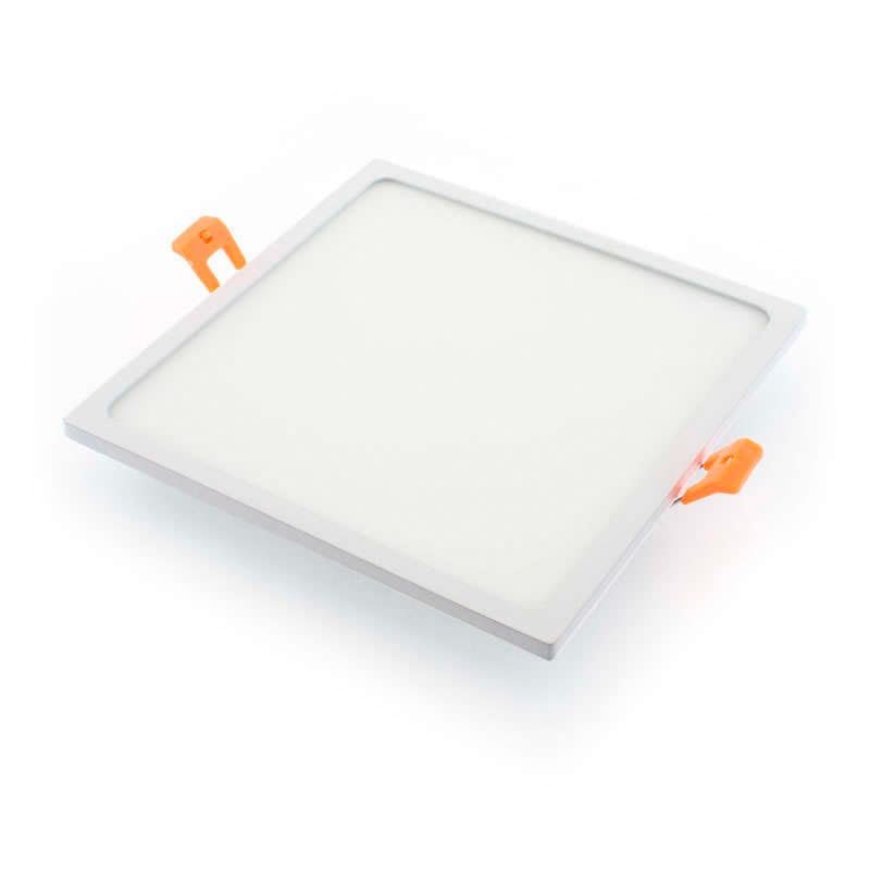 🅿 Pantalla Led Downlight Slim KVADRATA 22W - Alcabi