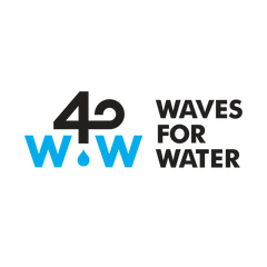 Waves For Water Logo
