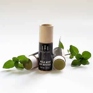 Wild Mint Lip Butter