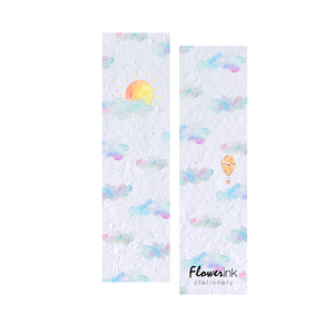 Dreamy Adventure | Plantable Bookmark