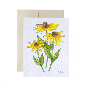 Rudbeckia | Plantable Card