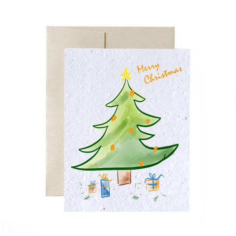 Christmas Tree | Plantable Card