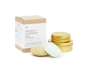 Shampoo + Conditioner Bar
