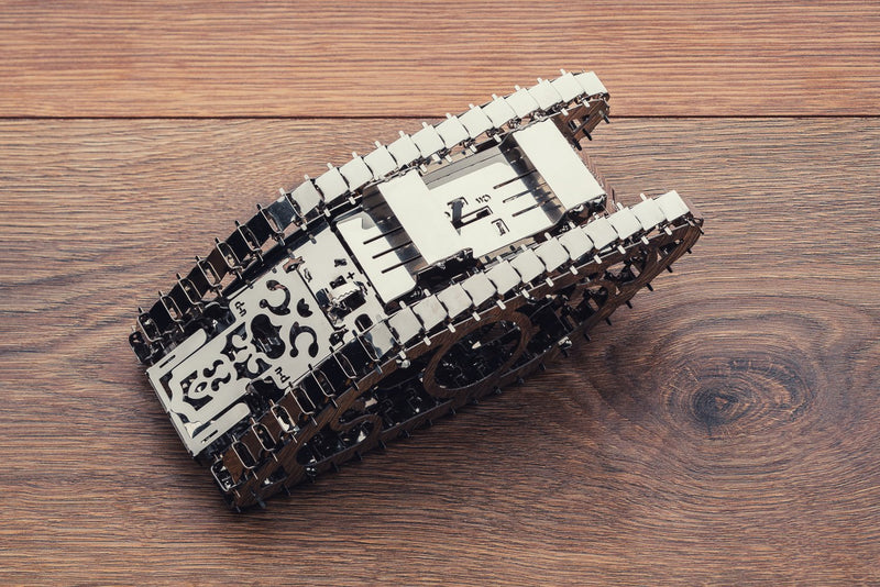 Marvel Tank, Metal Mechanical model, Time 4 Machine, metal models