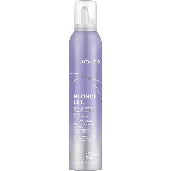 JOICO Blonde Life Violet Smoothing Foam 200ml