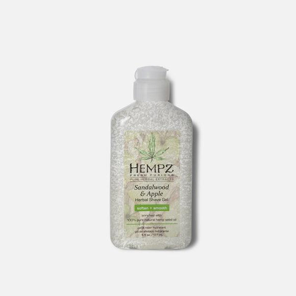HEMPZ Fresh Fusions Sandalwood & Apple Herbal Shave Gel