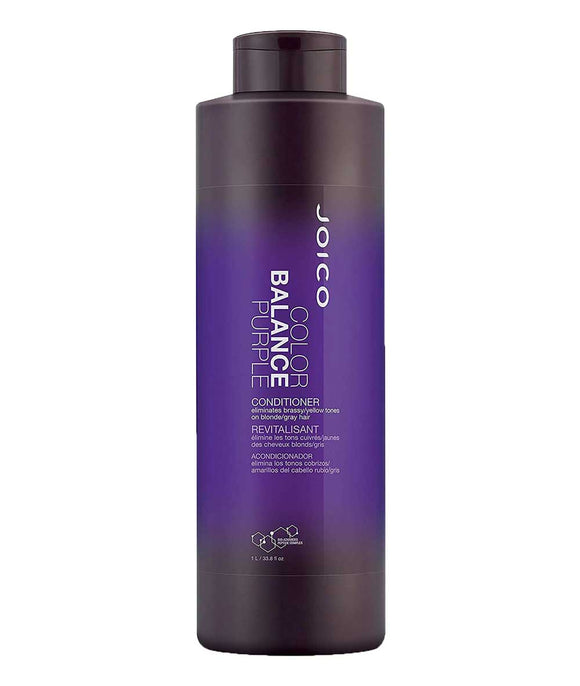 JOICO Color Balance Purple Conditioner 1L