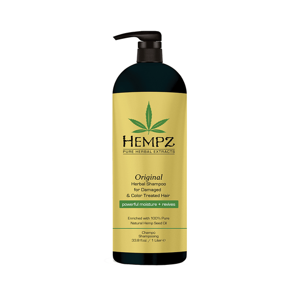 HEMPZ Original Herbal Shampoo 1L