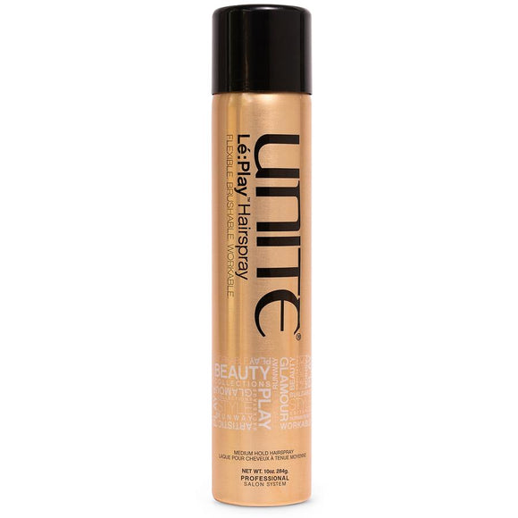 Unite LÉ:PLAY HAIRSPRAY