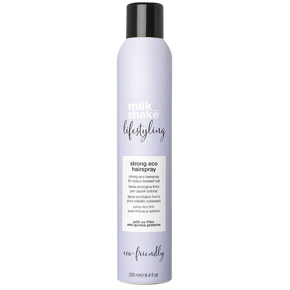 milk_shake Strong Eco Hairspray 8.4oz