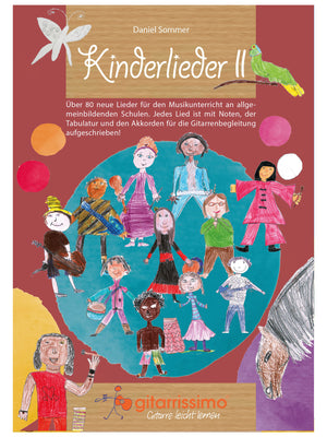 Laden Sie das Bild in den Galerie-Viewer, Kinderlieder Band 2