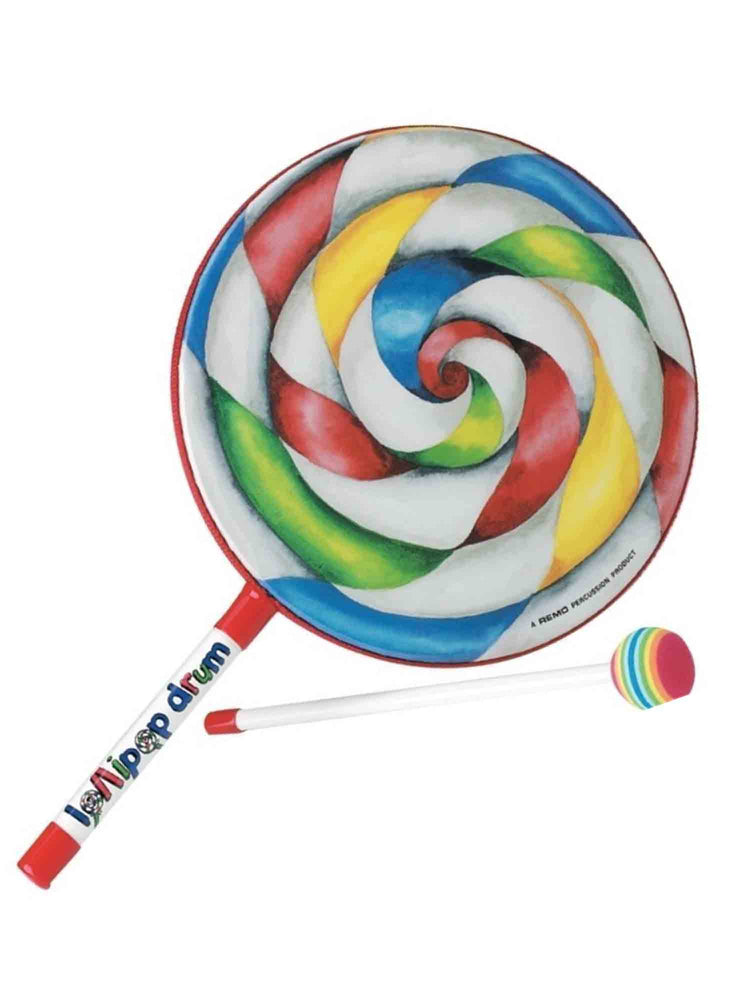 Remo Kid`s Lollipop Drum