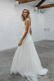 The Amelia Overskirt for Wedding Dress
