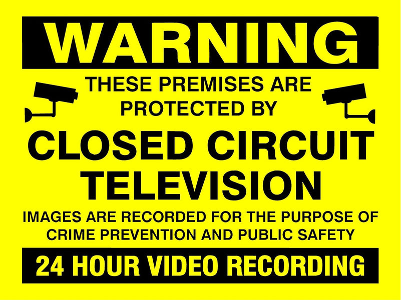 Is private CCTV security surveillance breaking the law?