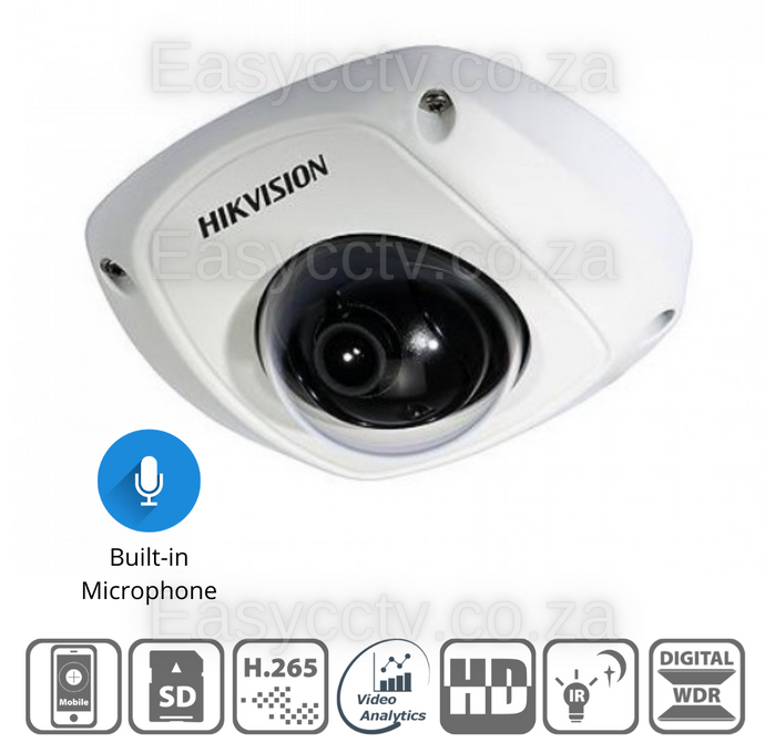 Hikvision 2MP DS-2CD2525FWD-IS (2.8mm Lense)