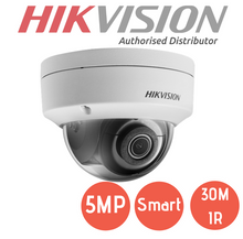 Load image into Gallery viewer, Hikvision-DS-2CD2155FWD-IS-dome-camera-30-meter-night-vision