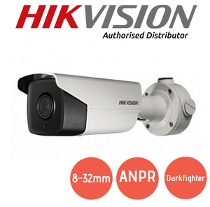Hikvision IP Camera 2MP DS-2CD4A26FWD-IZS/P LPR Bullet 8 - 32mm