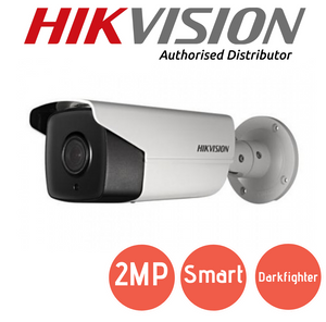 Hikvision IP Camera 2MP DS-2CD4B26FWD-IZS Darkfighter Lite Bullet