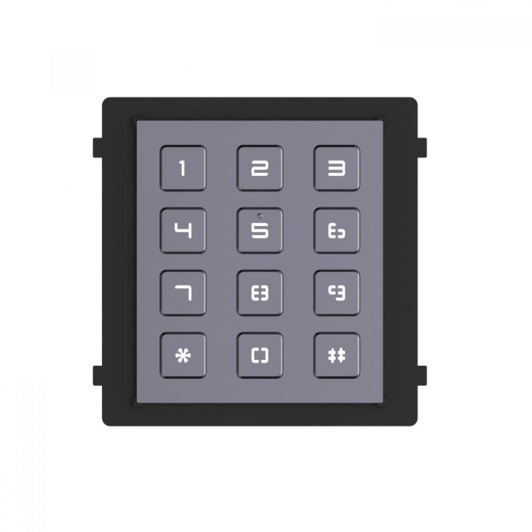 Hikvision DS-KD-KP Modular Door Station Keypad