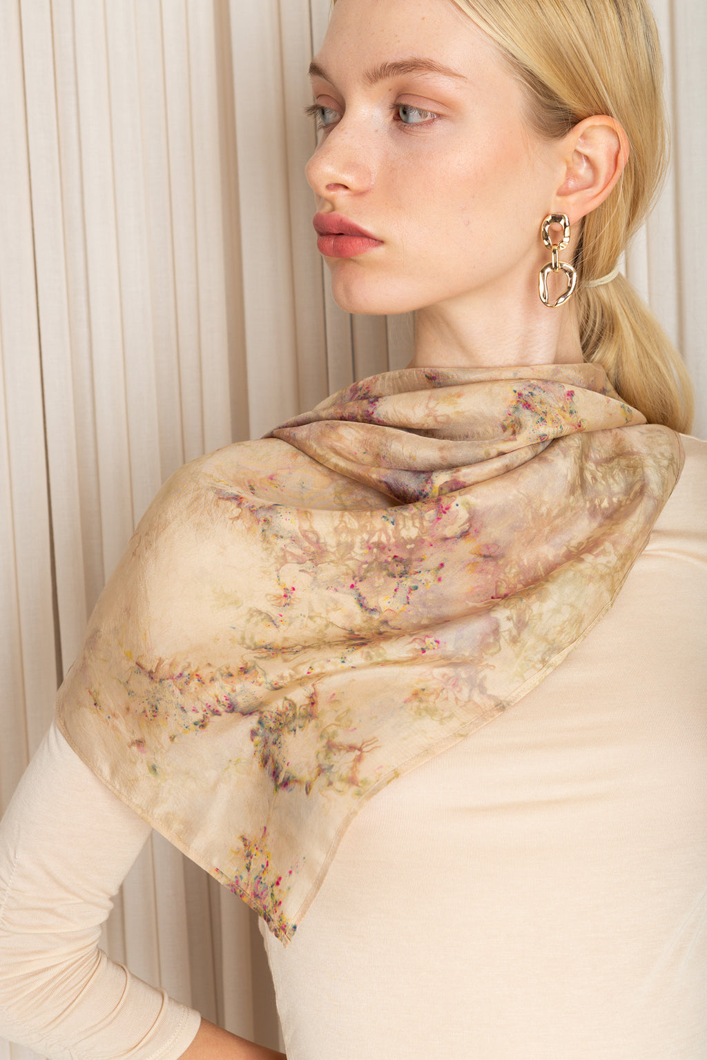 Kelly Silk Scarf