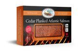 8 oz Cedar Planked Salmon - Applewood with Orange & Ginger