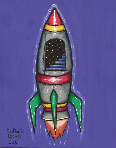 A Rocket to Inner Space