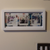 Urban Flowers- Framed Originals