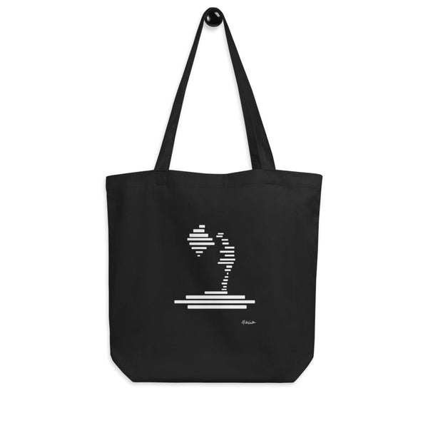 Eco Tote Bag - Black