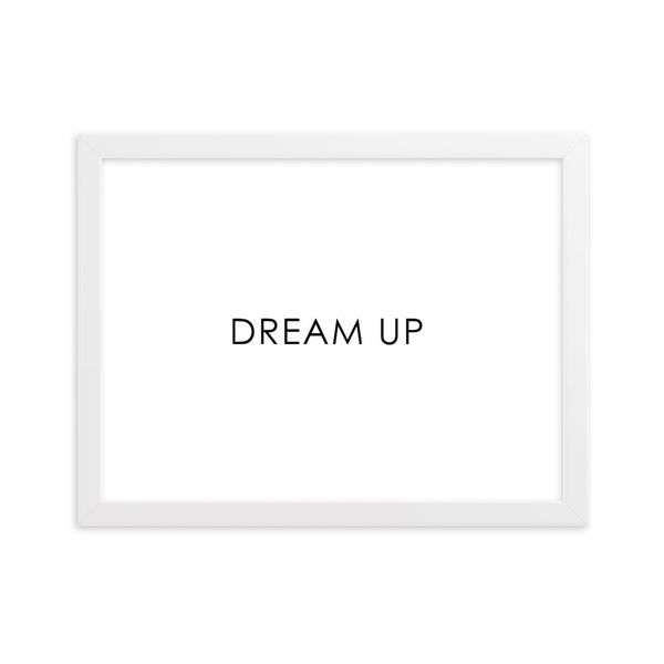 DREAM UP - WHITE