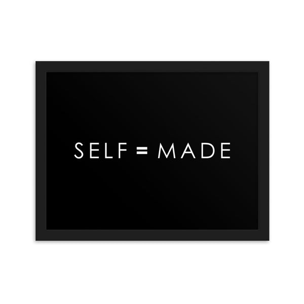 SELF = MADE - BLACK