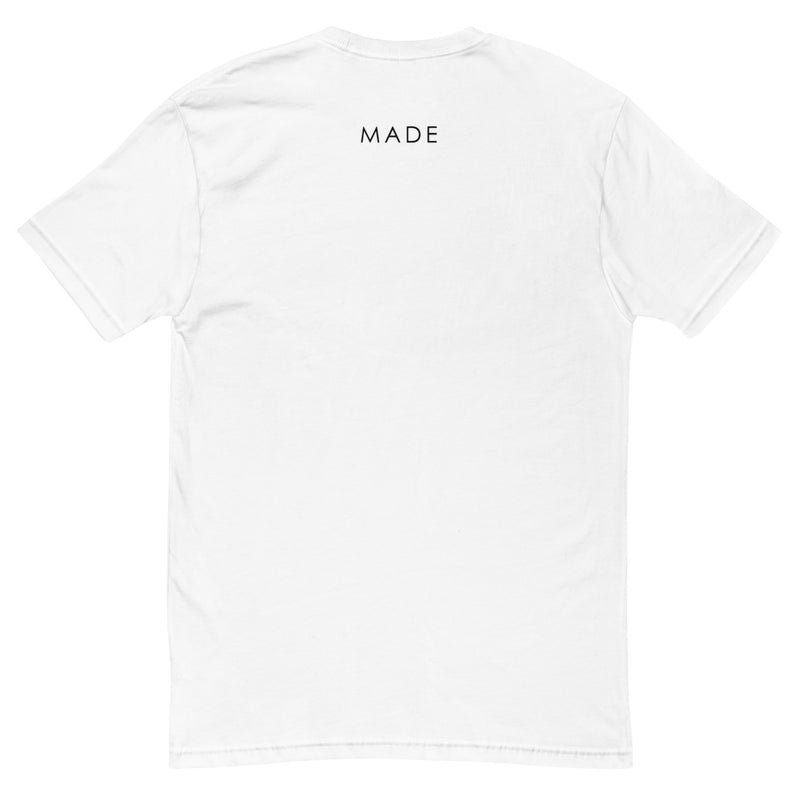 SELF -> MADE - White