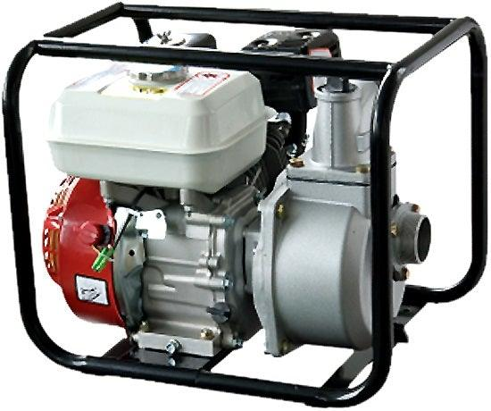 "PL-20  Gasoline Clear Water Pump 2"" 5.5HP"
