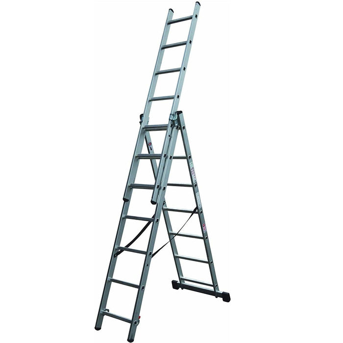 PLCL312: 3x12 Steps Combination Ladder