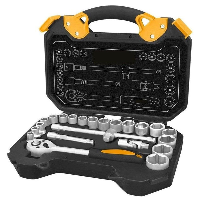 "Socket Set 1/2"" 25pcs"