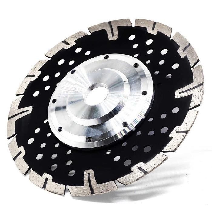 180mm Diamond Cutting Blade for Stone w/Flange