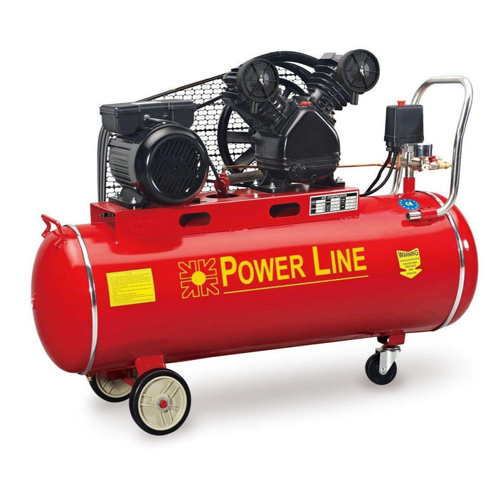 300L Power Line Air Compressor 400V W-Type