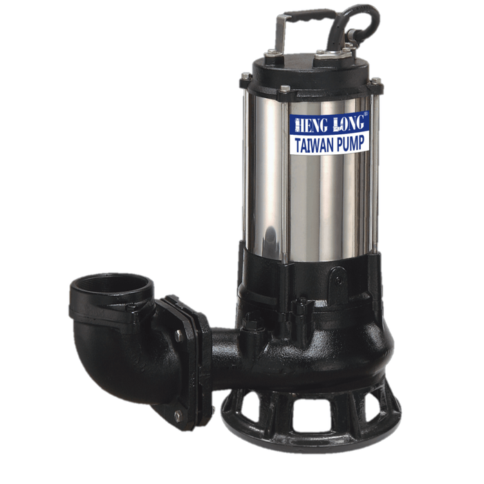 "B-353: Submersible Trash Pump 3"" 5HP"